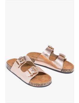 Bite Back Sandal by A'gaci