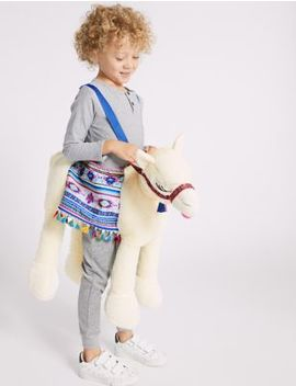 Kids' Llama Ride On Dress Up by Marks & Spencer