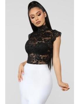 Love Me More Bodysuit   Black by Fashion Nova