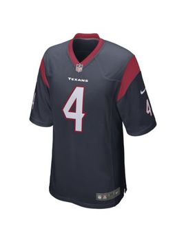 Nfl Houston Texans Game Jersey (J.J. Watt) by Nike
