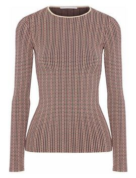 Jacquard Knit Top by Stella Mc Cartney
