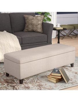 Andover Mills Overbey Storage Ottoman & Reviews by Andover Mills