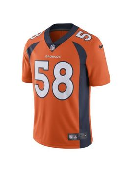 Nfl Denver Broncos Limited Jersey (Von Miller) by Nike