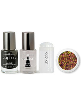 Caption Chrome Boss Nail Art Kit by Young Nails