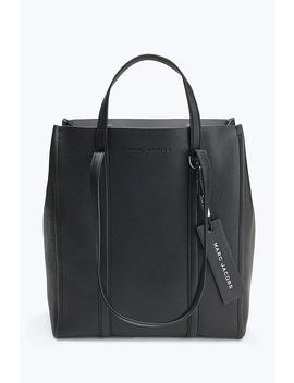 The Oversized Tag Tote by Marc Jacobs
