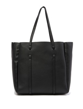 Dollaro Leather Tote Bag by Giorgio Costa