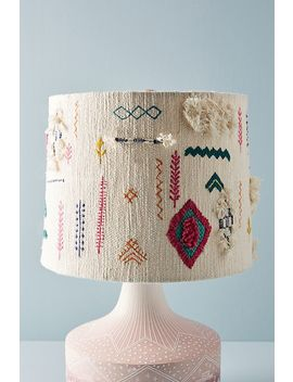 Embellished Noreen Lamp Shade by Anthropologie