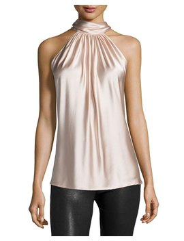 Paige Halter Neck Top by Ramy Brook
