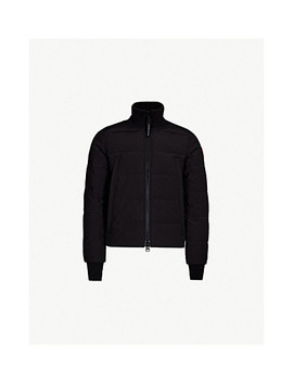 Woolford Padded Shell Down Jacket by Canada Goose