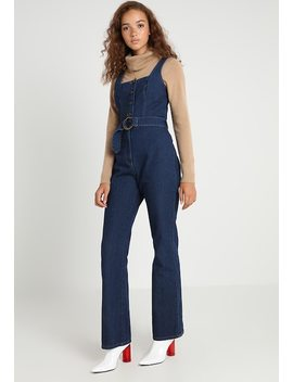 Belt   Jumpsuit by Honey Punch