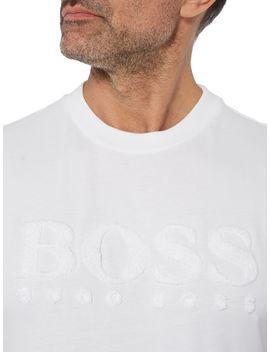 Teescape Boucle Logo T Shirt by Hugo Boss