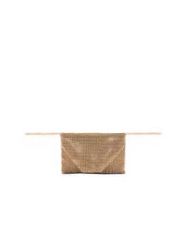 Metallic Belt Bag by Ettika