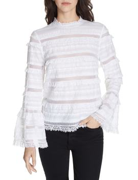 Grace Lace Blouse by Ulla Johnson