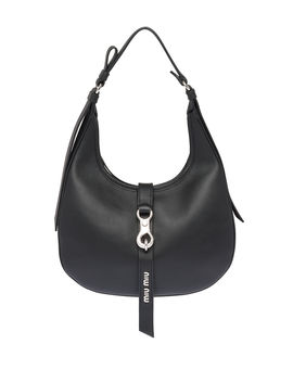 Grace Lux Small Hobo Bag by Miu Miu