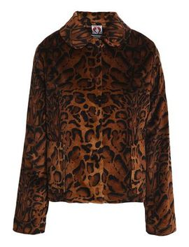 Printed Velvet Jacket by Shrimps