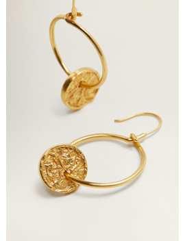Earrings by Mango