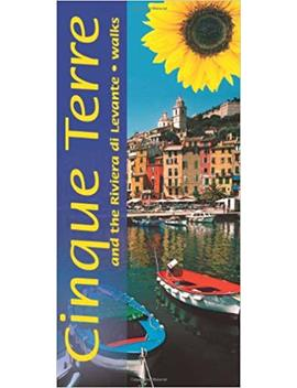 Cinque Terre And The Riviera Di Levante Walks (Landscapes Series) (Sunflower Landscapes) by Georg Henke