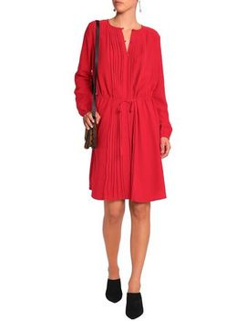 Pleated Crepe Dress by Vanessa Bruno Athe'
