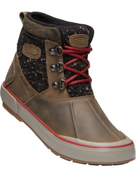 Elsa Ii Waterproof Wool Ankle Boots   Women's by Rei