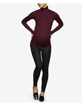 Maternity Coated Skinny Jeans by Articles Of Society