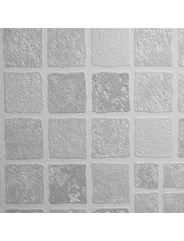 Graham & Brown Contour Wallpaper Earthen Mid Grey Graham & Brown Contour Wallpaper Earthen Mid Grey by Wilko