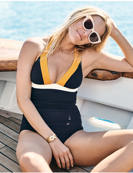 Formentera Swimsuit by Boden