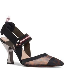 Colibri Slingback Pump by Fendi