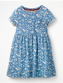 Fun Jersey Dress by Boden