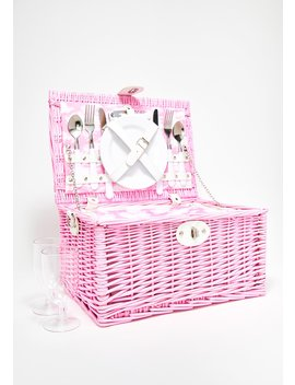 Sugar N' Spice Picnic Basket by Sugar Thrillz