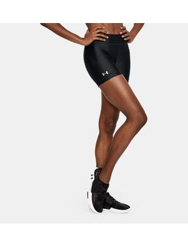 Heat Gear® Armour Middy Women's Shorts by Under Armour