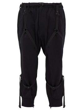 Parachute Cotton Track Pants by Y 3