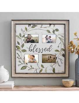 Blessed Wreath 4 Opening Collage Frame by Kirkland's