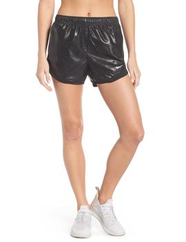 Tempo Metallic Running Shorts by Nike