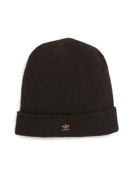Originals Fuzzy Beanie Hat by Adidas