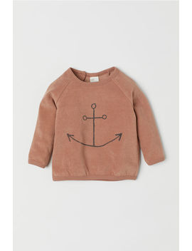 Terry Top by H&M