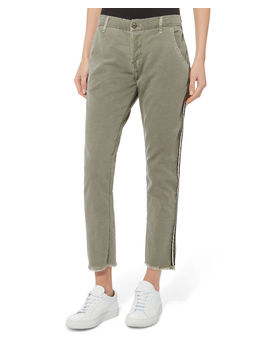 Side Tape Chino Pants by Nsf