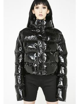 Stone Cold Puffer Jacket by Current Mood