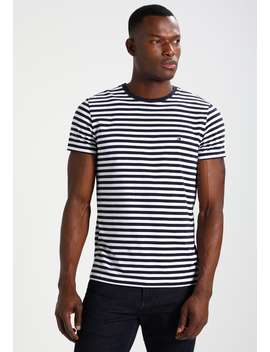 Stretch Slim Fit Tee   T Shirts Print by Tommy Hilfiger