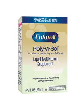 Enfamil Poly Vi Sol Multivitamin Supplement Drops1.66 Fl Oz by Walgreens