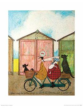 The Art Group There May Be Better Ways To Spend An Afternoon. Sam Toft Art by Sam Toft