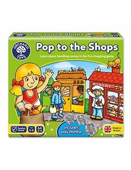 Orchard Toys Pop To The Shops Game by Orchard Toys