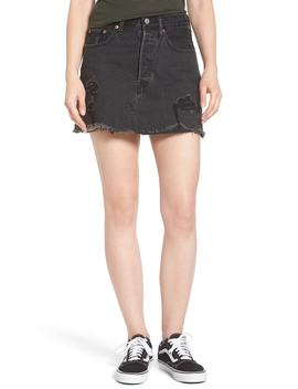 Deconstructed Denim Skirt by Levi's®