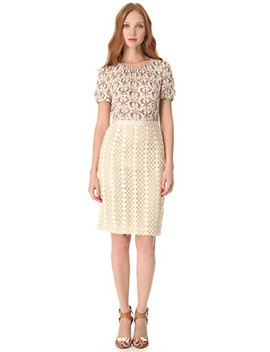 Adelaide Seahorse Dress by Tory Burch