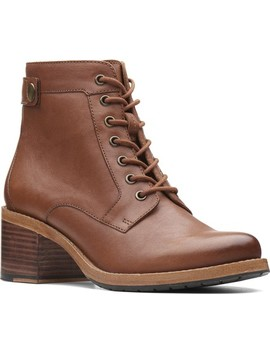 Clarkdale Tone Ankle Boot by Clarks