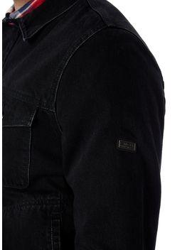 Nimbus Denim Jacket by Barbour
