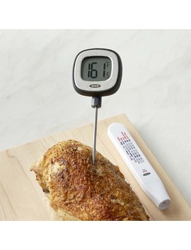 Oxo Digital Instant Read Thermometer by Williams   Sonoma
