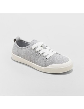 Women's Mad Love® Cheryl Lace Up Canvas Sneakers by Mad Love