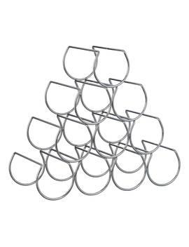 John Lewis & Partners Triangular Wine Rack, 10 Bottle by John Lewis & Partners