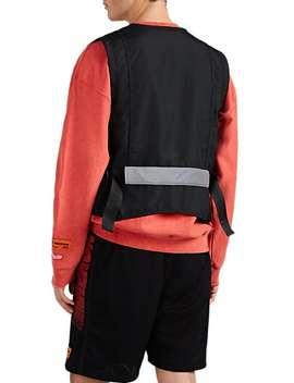 Piqué Utility Vest by Heron Preston
