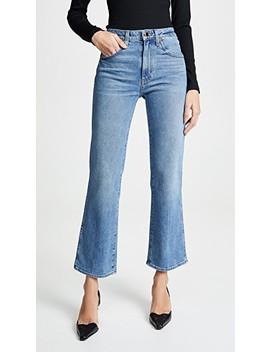 Vivian New Bootcut Flare Jeans by Khaite